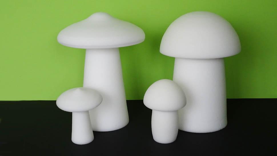 Шапочки грибочки своими руками - Учебно-методический кабинет