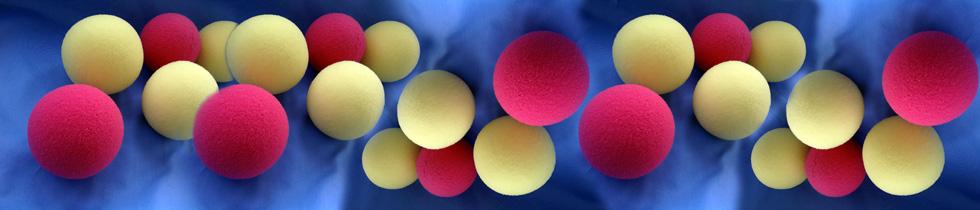 шарики, мячики поролоновые производство